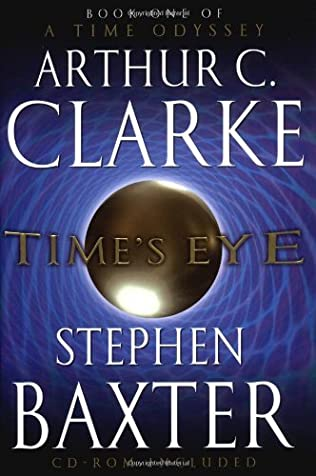 book cover of Time\'s Eye