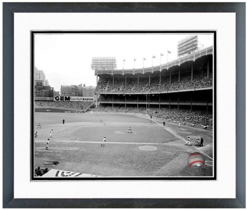 New York Yankees 1951 Yankee Stadium World Series Photo 12.5