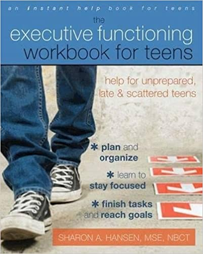 Amazon.com: The Executive Functioning Workbook for Teens: Help for ...