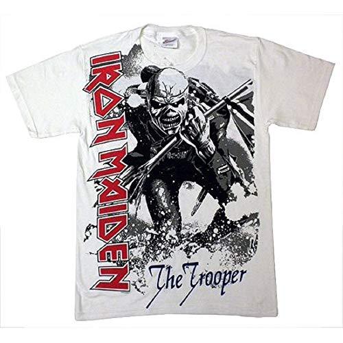 Iron Maiden Trooper T-Shirt (Large) ()
