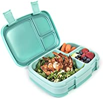 Bentgo Fresh – Leak-Proof & Versatile 4-Compartment Bento-Style Lunch Box – Ideal for Portion-Control and Balanced Eating On-the-Go – BPA-Free and Food-Safe Materials