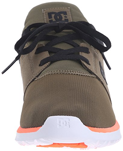 green grey Dc Olive Skate Black Heathrow Shoe 14 M Us ICvvqXwxn