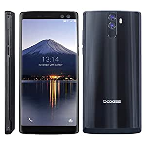 DOOGEE BL12000 Pro 6GB+128GB 12000mAh Battery 6.0 inch Android 7.0 MTK6763T (Helio P23) Octa Core up to 2.5GHz GSM & WCDMA & FDD-LTE (Black)