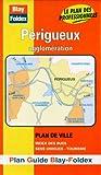 Plan de ville : Périgueux (avec un index)