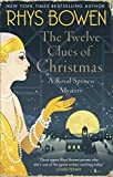 The Twelve Clues Of Christmas by Rhys Bowen front cover
