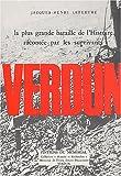 Image de Verdun: La plus grande bataille de l' histoire racontée par les survivants