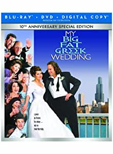 My Big Fat Greek Wedding (10th Anniversary Special Edition) [Blu-ray]
