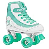 FireStar Youth Girl's Roller Skate White/Mint