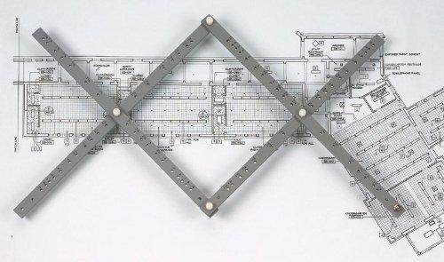 Alvin PA305 18 Wood Pantograph