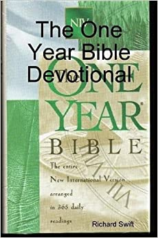 Book The One Year Bible Devotional