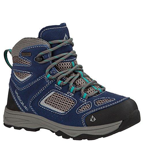 Vasque Breeze III UltraDry Hiking Boot - Kids' Crown Blue...