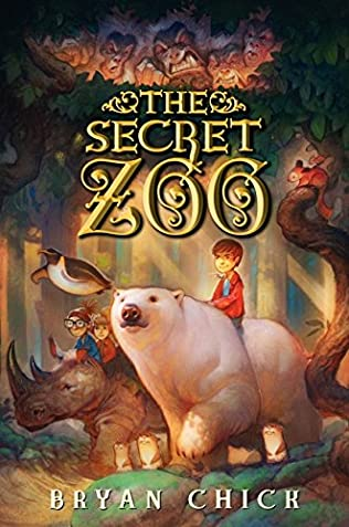 book cover of The Secret Zoo