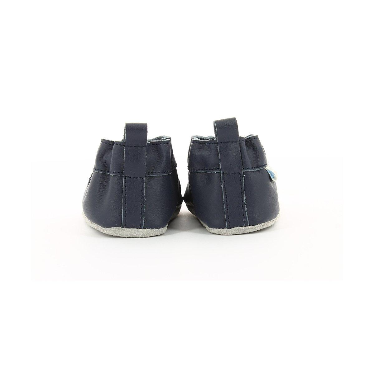 4da45ece Chaussures et Sacs Robeez Chic & Smart Chaussons Mixte bébé Chaussons Mixte  bébé 566080-10