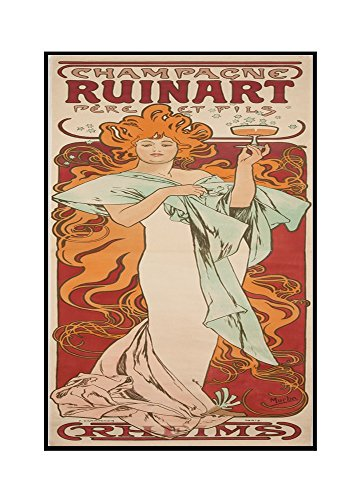 champagne-ruinart-vintage-poster-artist-mucha-alphonse-france-c-1896-8-1-8x24-framed-gallery-wrapped