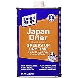Klean-Strip PJD40 Japan Drier, 1-Pint