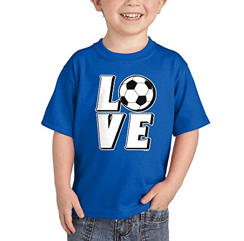 Toddler Infant Love Soccer T shirt