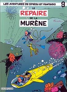 """Afficher """"Spirou et Fantasio n° 9 Le Repaire de la murène"""""""