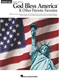 God Bless America and Other Patriotic Favorites, Irving Berlin, 0634040243