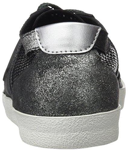 DUUO Sneaker 57 Schwarz Damen Metalizado Emma azxqarSwB7