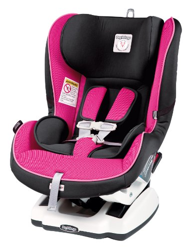 Amazon Peg Perego Convertible Premium Infant To Toddler Car Seat Fucsia Discontinued By Manufacturer Child Safety Seats Baby