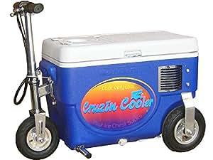 Cruzin Cooler 1000W Scooter, Blue