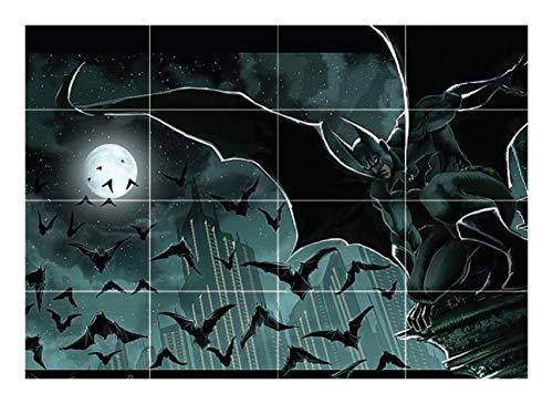 BATMAN GOTHAM KNIGHT GIANT WALL ART PRINT POSTER G422 ()