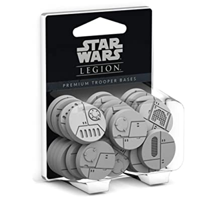 Star Wars: Legion - Premium Trooper Bases: Toys & Games