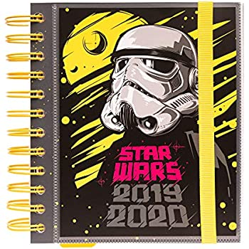 Amazon.com : Moleskine Limited Edition Star Wars, 12 Month ...