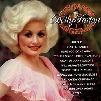 country legends dolly parton - Hard Candy Christmas By Dolly Parton