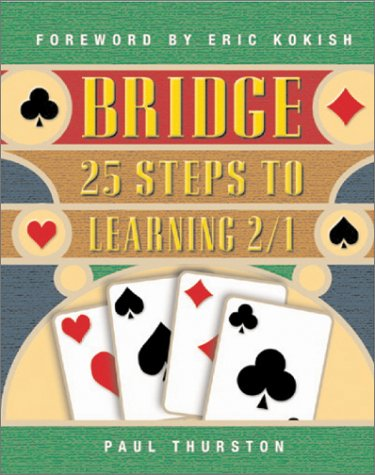 Bridge: 25 Steps to learning 2/1 -