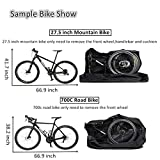 Aophire Folding Bike Bag 26 inch to 29 inch Thick