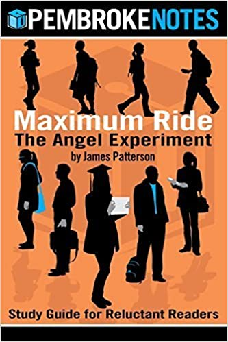 Book Maximum Ride: The Angel Experiment: Study Guide for Reluctant Readers by Pembroke Notes (2014-05-14)