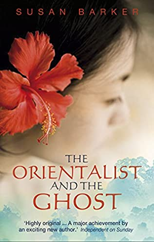 book cover of The Orientalist and the Ghost