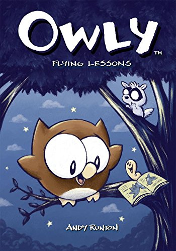 Owly, Vol. 3: Flying Lessons (v. 3)