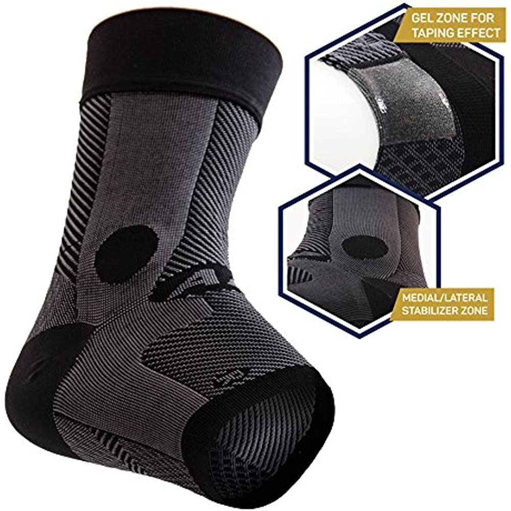 AF7 Ankle Leg & Foot Supports Brace (One Sleeve) For