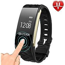 FengXun Fitness Tracker,Tracker Heart Rate Monitor , IP67 Waterproof Sports Activity Tracker
