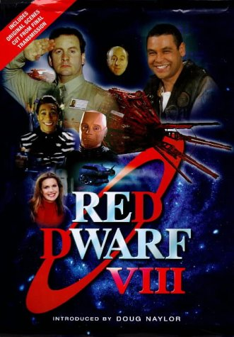 Read Online Red Dwarf VIII: The Official Book PDF