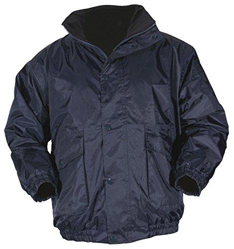Rodo 2XL Uniform Bomber Jacket Navy 8260107