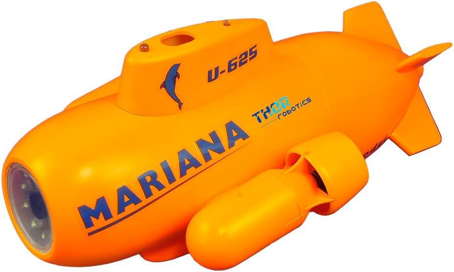 ThorRobotics Drone subacuático de Mariana RC Mini UAV Underone