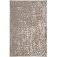 Safavieh Meadow Collection MDW317A Ivory and Grey Area Rug (53 x 76)