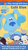 Blue's Clues - Cafe Blue [VHS] [Import]