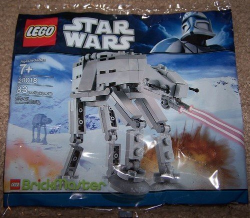 LEGO-Star-Wars-BrickMaster-Exclusive-Mini-Building-Set-20018-Mini-ATAT-Bagged-by-LEGO