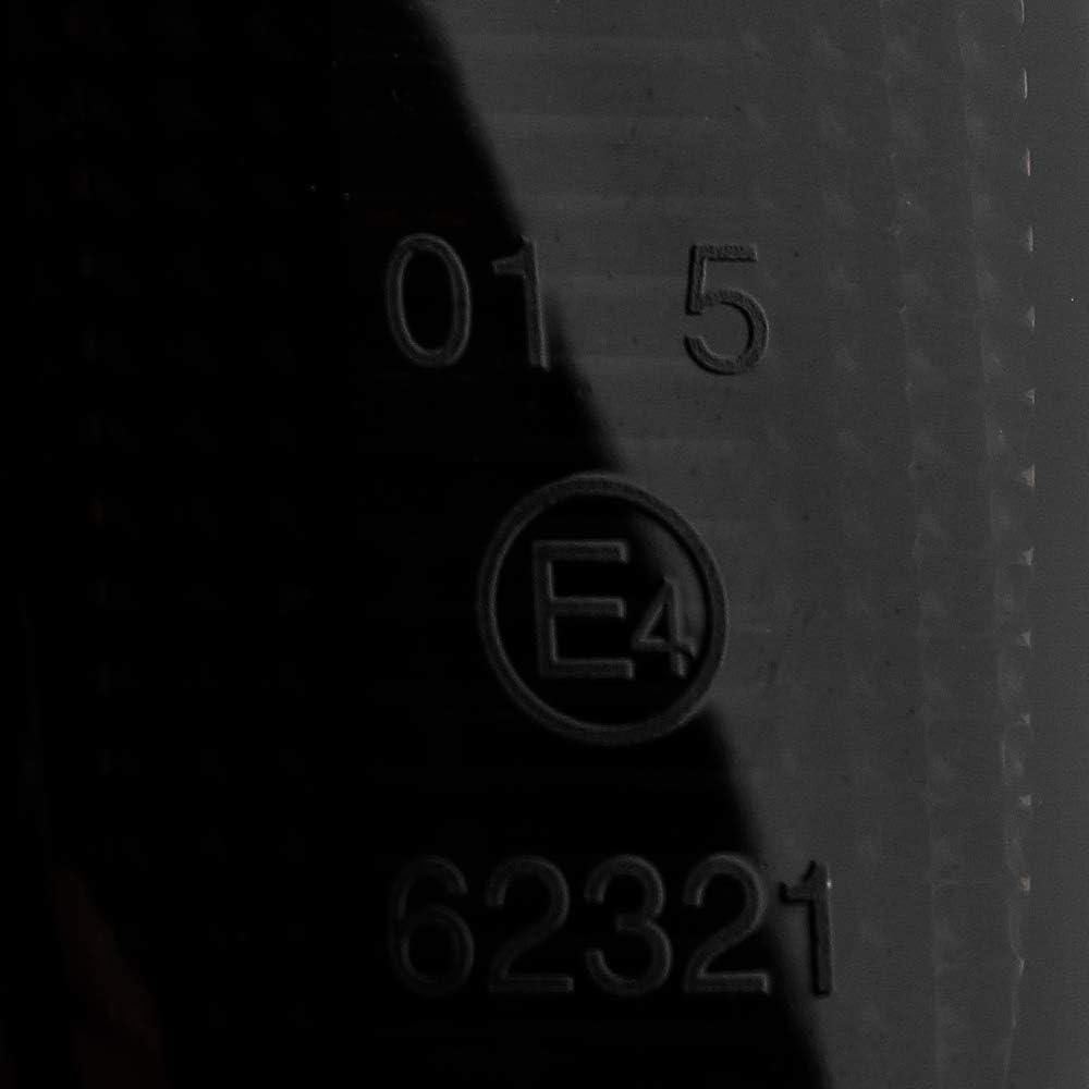 2 X Led Blinkleuchte Blinker Seitenblinker Dynamische Funktion Laufstreifen Mit E4 Prüfzeichen Black Vision V 174408lg Auto