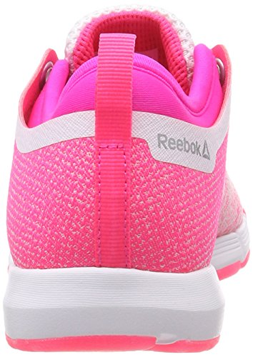Reebok Speed Her TR, Chaussures de Fitness Femme Rose (Pale Pink/Acid Pink/White/Silver 000)