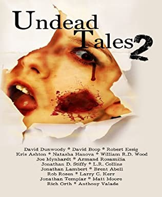 book cover of Undead Tales 2