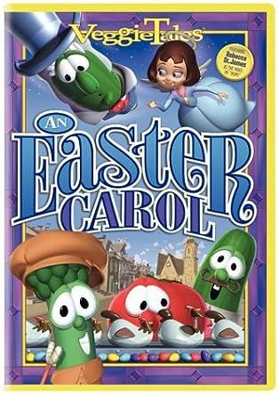 VeggieTales: An Easter Carol - DVD Image
