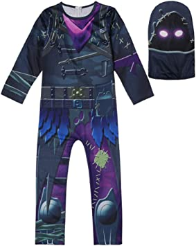 BGFDSV Disfraz Disfraces de Miedo para niños Monos de niño Horror ...