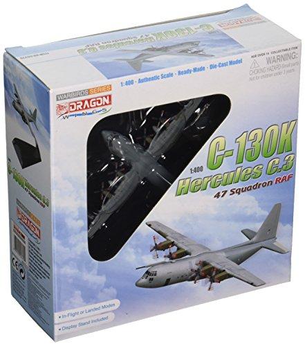 (Dragon Models 1/400 C-130K Hercules C.3, 47 Squadron RAF)