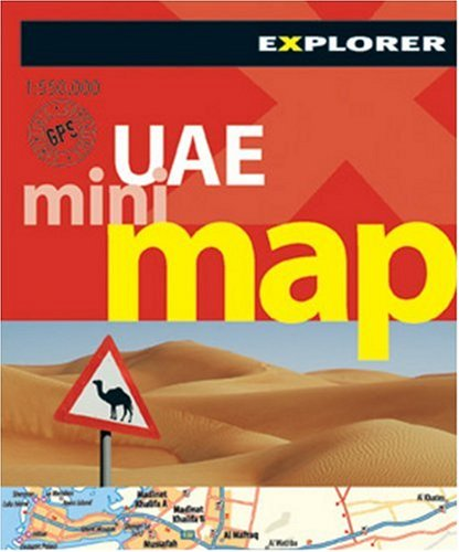 Download UAE MINI MAP 2 (Mini Maps) PDF