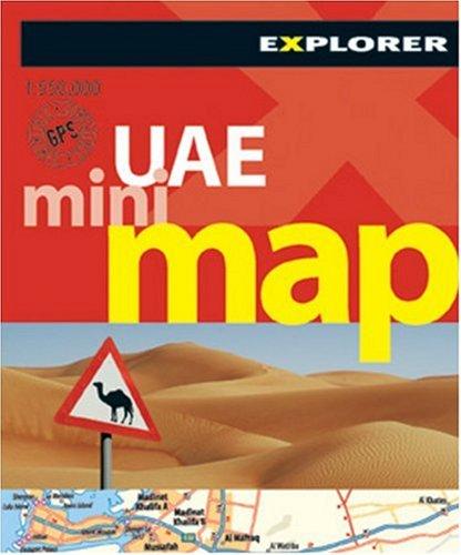 Read Online UAE MINI MAP 2 (Mini Maps) PDF